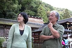 植田参稔さん・千香子さん